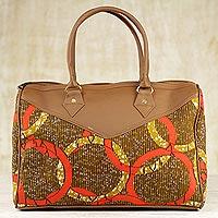 Handle handbag,