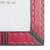 Leather photo frame, 'Passionate Memories' (8x10) - Handcrafted Leather Photo Frame in Red from Ghana (8x10) (image 2e) thumbail