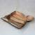 Wood catchall, 'Abstract Fish' - Handcrafted Wood Catchall Made in Ghana thumbail