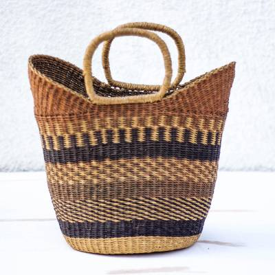 Raffia basket, Home Delight
