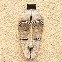 Wood mask, 'Fang Culture'