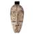Wood mask, 'Fang Culture' - Original Hand Carved Wood Fang Style Wall Mask thumbail