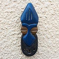 African wood mask, 'Odapagyan '