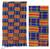 Kente cloth scarf, 'Tribute to Mother' - Kente Scarf from Africa (image 2) thumbail
