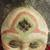 Congolese wood Africa mask, 'River Goddess' - Hand Beaded Congo Zaire Wood Mask (image 2d) thumbail