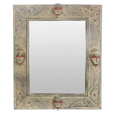 Mirror, 'Face of Beauty' - Mirror