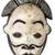 Gabonese Africa wood mask, 'Punu Beauty' - Hand Made Gabonese Wood Mask (image 2d) thumbail