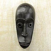 Dan wood mask, 'Peacemaker' - Dan wood mask