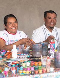 Jesus and Roxana Hernandez