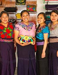Luz Gonzalez and the Women's Artisan Association