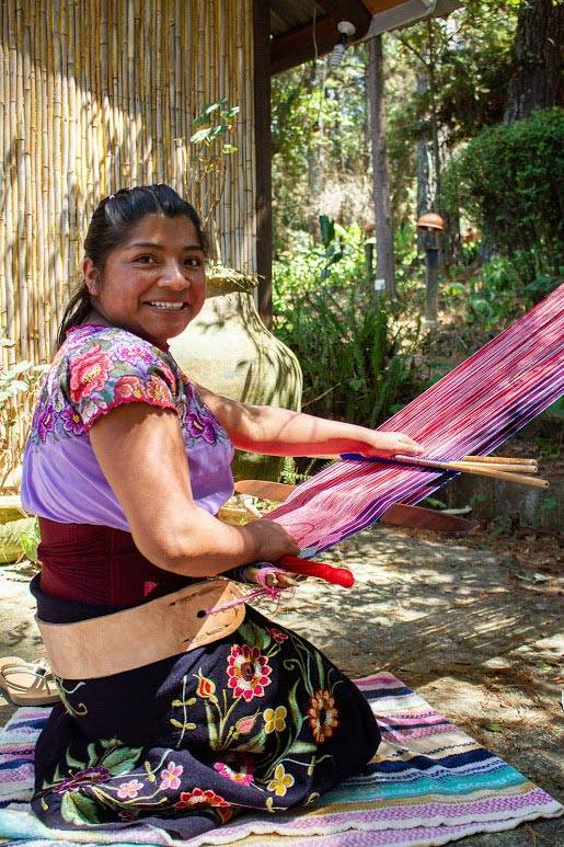 Petrona Perez and the Women Artisans Association