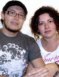 Carlos and Cynthia Rendon