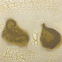 'Animalia Series II Yin Yang' - Abstract Painting