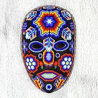 Featured review for Beadwork mask, Star Man