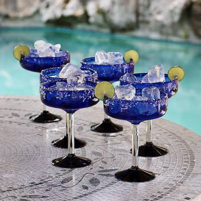 Margarita glasses, Acapulco (set of 6)