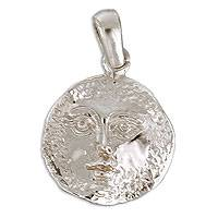 Pendant, 'Man on the Moon' - Pendant