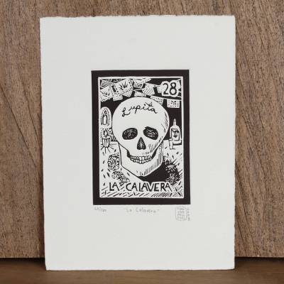 'The Skull, Tequila Lotto' - 'The Skull