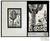 'The Cacti, Tequila Lotto' - Folk Art Signed Etching Mexico Fine Art thumbail