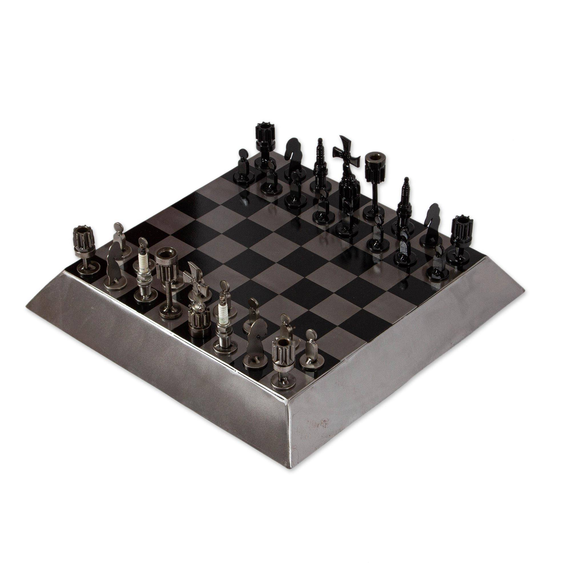 Decorative Chess Sets Chess Sets & Games  Handcrafted Chess Sets At Novica