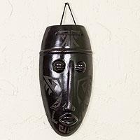 Ceramic mask,