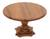 Parota wood accent table, 'Colonial Home' - Artisan Crafted Hardwood Accent Table thumbail