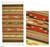 Zapotec wool rug, 'Feathers of the Earth' (2.5x5) - Mexican Zapotec Wool Accent Rug (2.5x5) (image p216786) thumbail