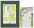 'Those in the Green Background' - Original Painting Graphite Sketch in Mat Board thumbail
