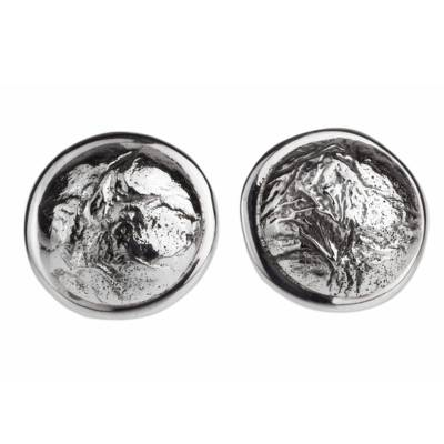 Taxco Jewelry Artisan Crafted Sterling Silver Earrings