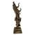 Ceramic statuette, 'Maya Lord Chaac' - Maya God of Rain Ceramic Statuette Crafted by Hand (image 2c) thumbail