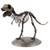 Recycled metal statuette, 'Tyrannosaurus' - Artisan Crafted Upcycled Metal Statuette of T-Rex thumbail