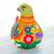 Ceramic sculpture, 'Splendid Dove' - Hand Crafted Ceramic Dove Sculpture from Mexico (image 2c) thumbail