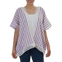Cotton vest,