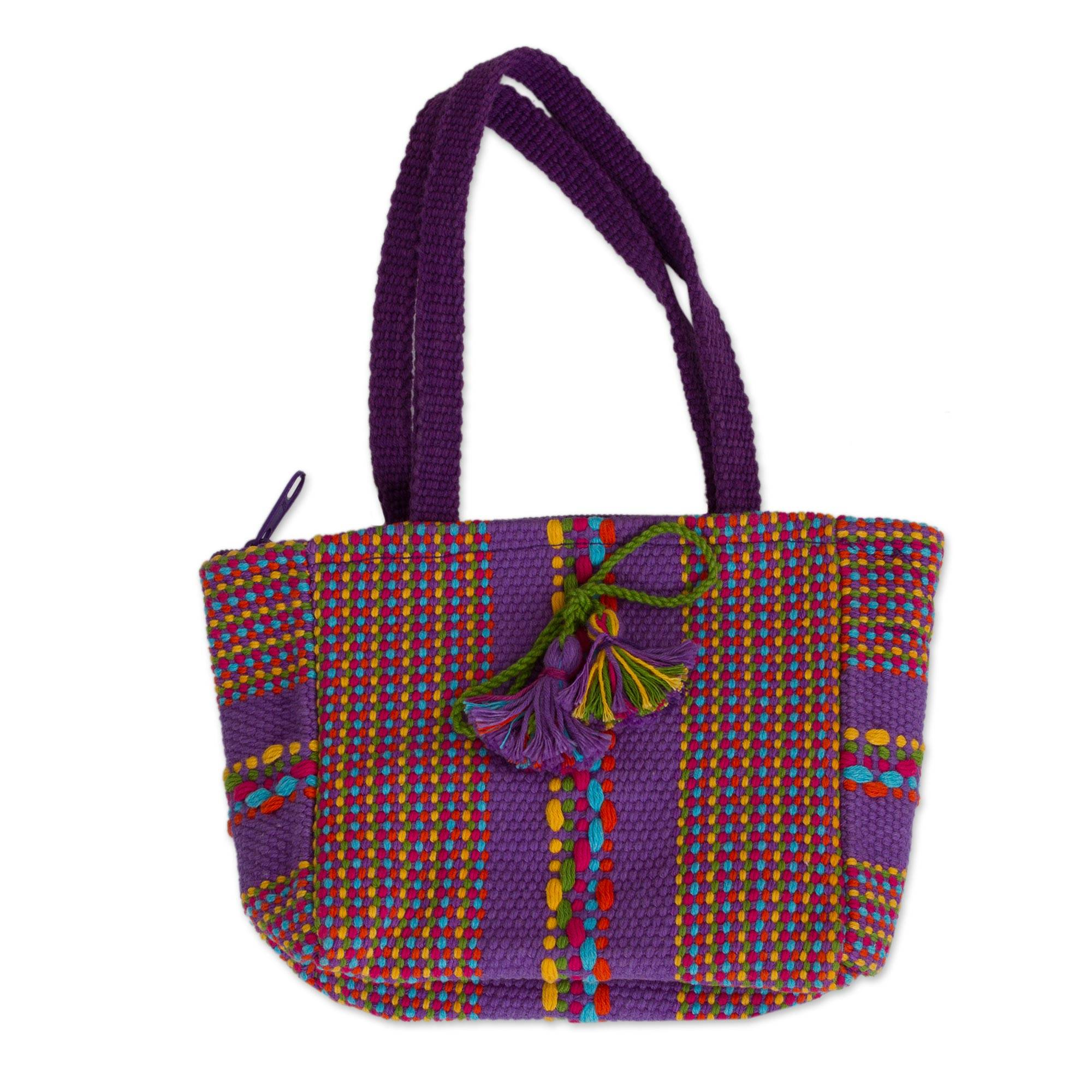 Novica Cotton sling, Ancestral Tradition