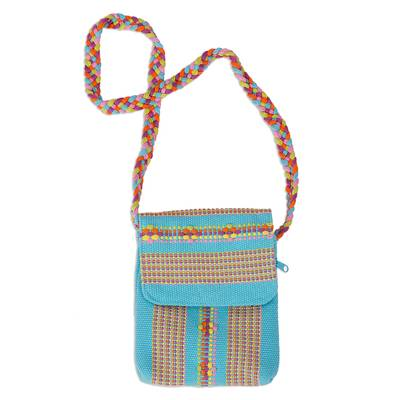 Novica Cotton sling, Chartreuse Beauty