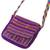 Cotton sling, 'Twilight in Oaxaca' - Mexican Backstrap Loom Woven 100% Cotton Purple Sling Bag (image 2c) thumbail