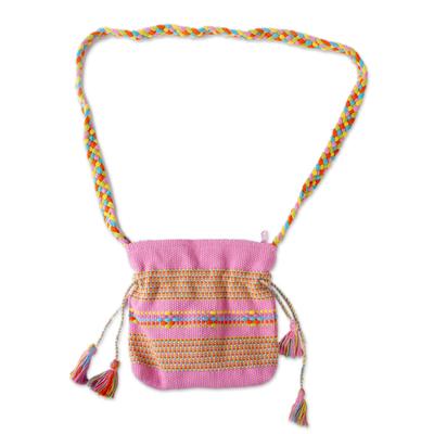 Novica Cotton sling, Ancestral Tradition