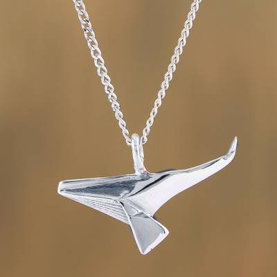 pendant wayne silver douglas native pendants wilson northwest five art artwork whale coast killer finned