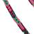 Cotton braided wristband bracelets, 'Festival Colors' (set of 3) - Colorful Cotton Wristband Brtacelets (Set of 3) from Mexico (image 2e) thumbail