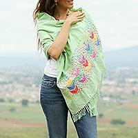 Cotton shawl,