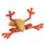 Wood alebrije sculpture, 'Lithe Tree Frog' - Wood Alebrije Tree Frog Sculpture from Mexico (image 2d) thumbail
