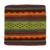 Zapotec wool cushion cover, 'Zapotec Colors' - Multicolored Zapotec Wool Cushion Cover from Mexico (image 2a) thumbail