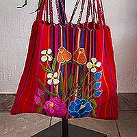4367790305 Mexican Hand Woven Handbags at NOVICA