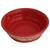 Ceramic serving bowl, 'Red Basin' (8 inch) - Handmade Ceramic Serving Bowl from Mexico (8 in.) (image 2e) thumbail