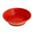 Ceramic serving bowl, 'Red Basin' (12 inch) - Handmade Ceramic Serving Bowl from Mexico (12 in.) (image 2e) thumbail