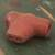 Ceramic whistle, 'Rustic Cross in Red' - Handmade Rustic Ceramic Whistle in Red from Mexico (image 2c) thumbail