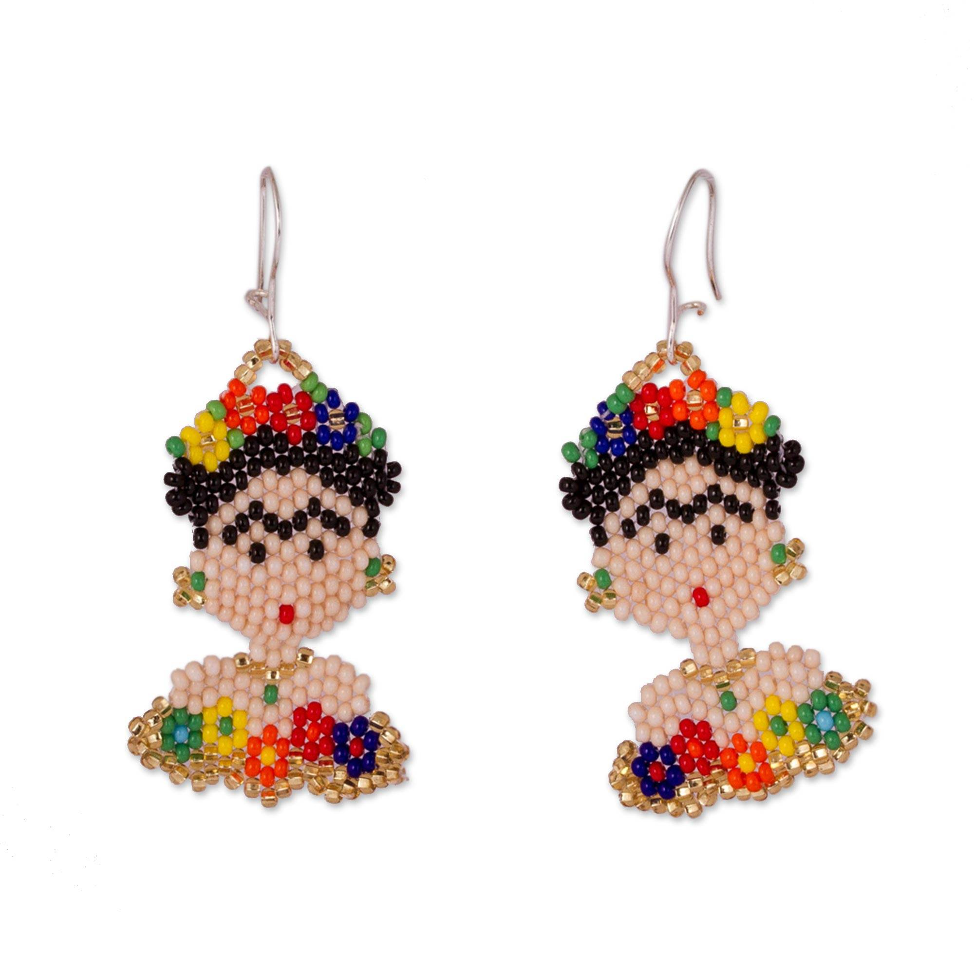 Gift for Her Maasai Earrings Handmade Earrings 10 pairs of Earrings Wholesale Earrings Earrings for Women Sale African Beaded Earrings