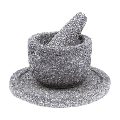 stone salsa bowl