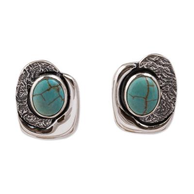 Earrings, 'Spirit Love' - Earrings