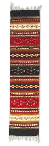 Collectible Zapotec Rug (Medium)