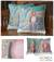Cotton cushion covers, 'Mom and Baby' (pair) - Hand Made Cotton Cushion Covers (Pair) (image 2) thumbail